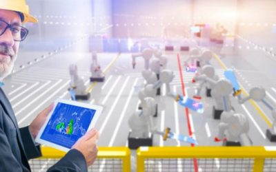 Industry 4.0, jump on the wave of robotics